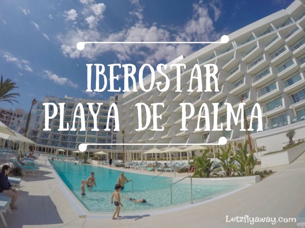 Iberostar Playa de Palma pool view