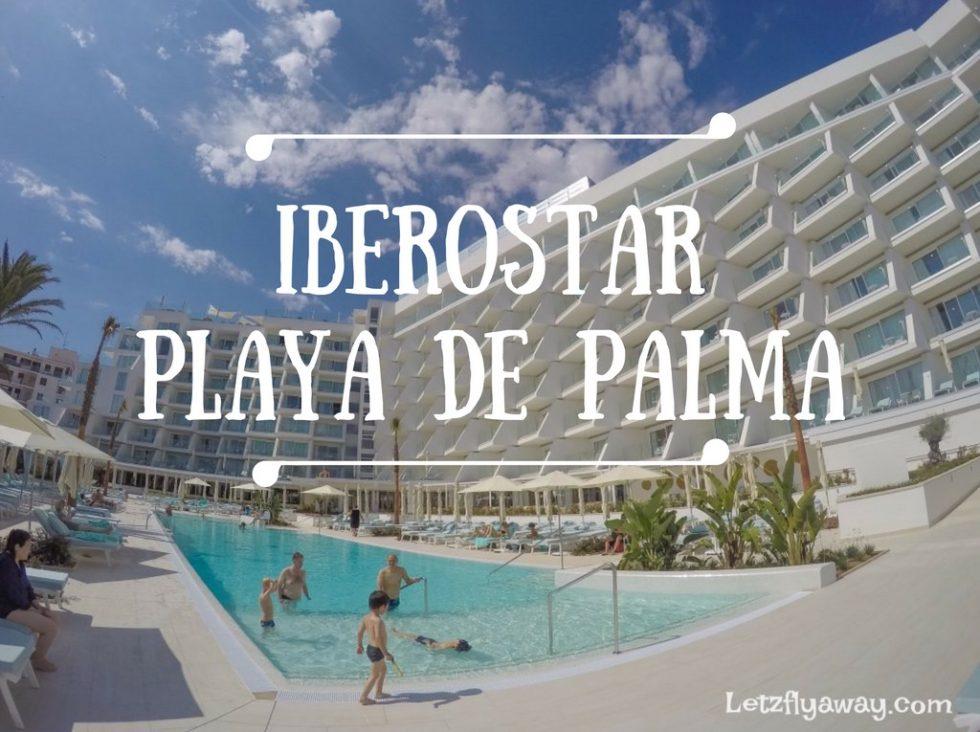 Iberostar Playa de Palma pool view