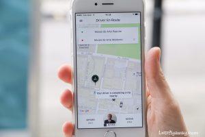 using uber to get around mexico city