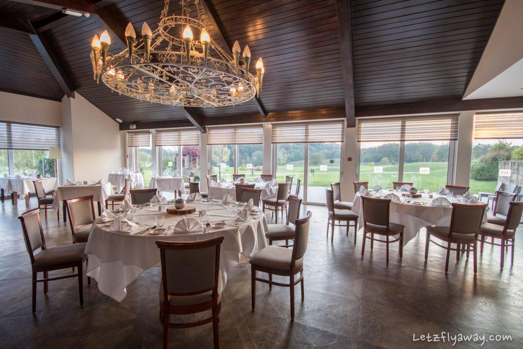Restaurant um scheierhaff Hotel Mercure Kikuoka Golf