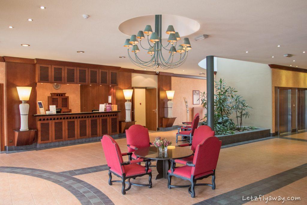 Hotel Mercure Kikuoka Golf Lobby