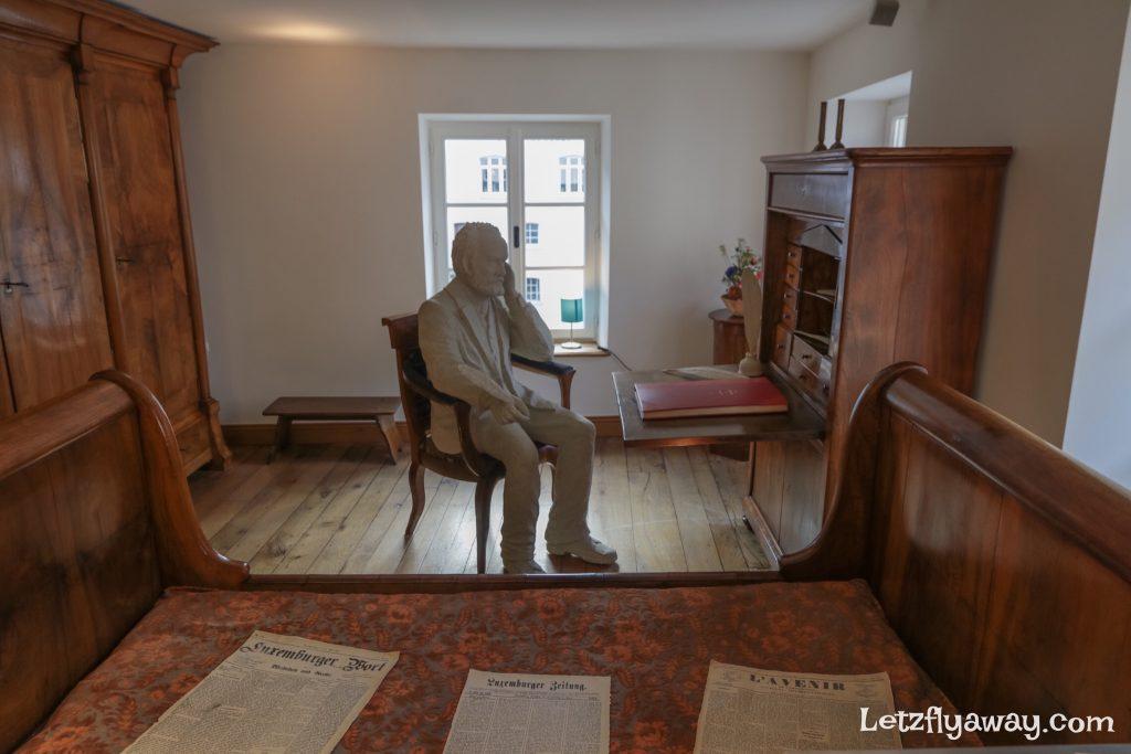 Victor Hugo House Vianden