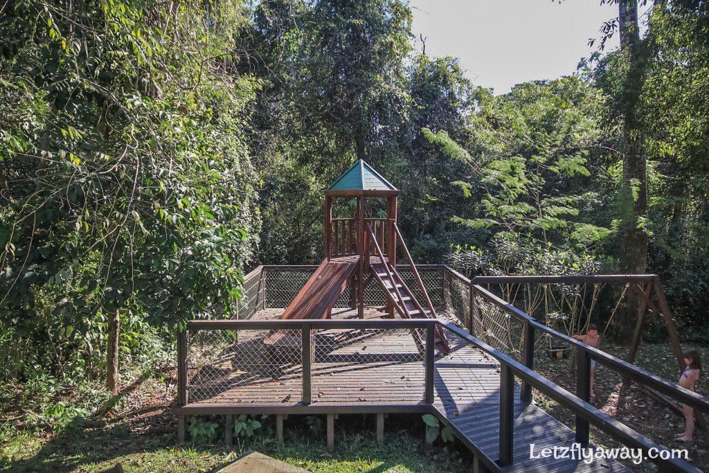 Hotel Mercure Iguazu Iru kids playground