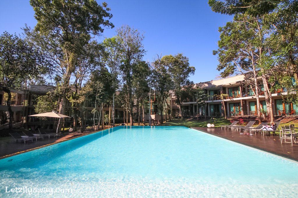 Hotel Mercure Iguazu Iru pool
