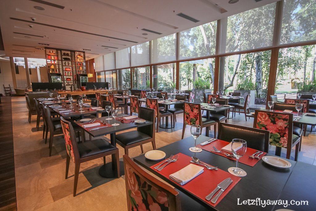 Hotel Mercure Iguazu Iru restaurant