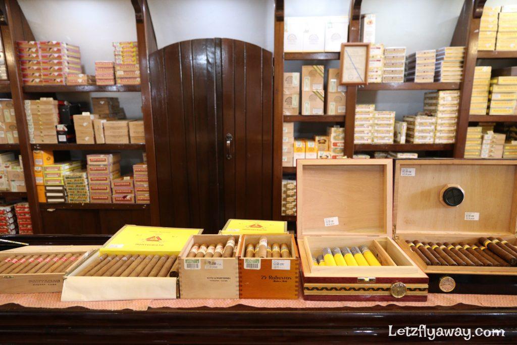 cigar vendor habana