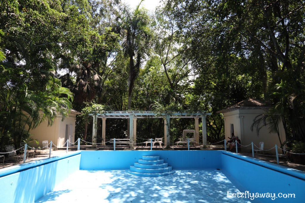 hemingway finca vigia swimming pool