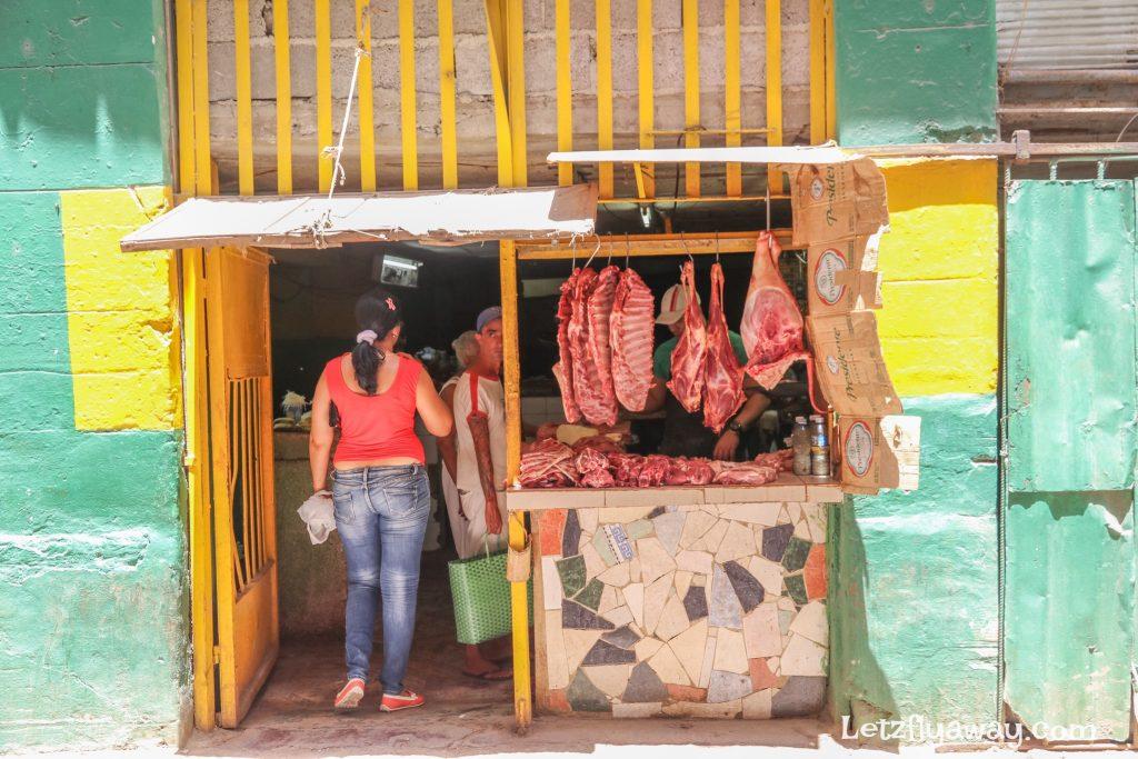 butcher in havana