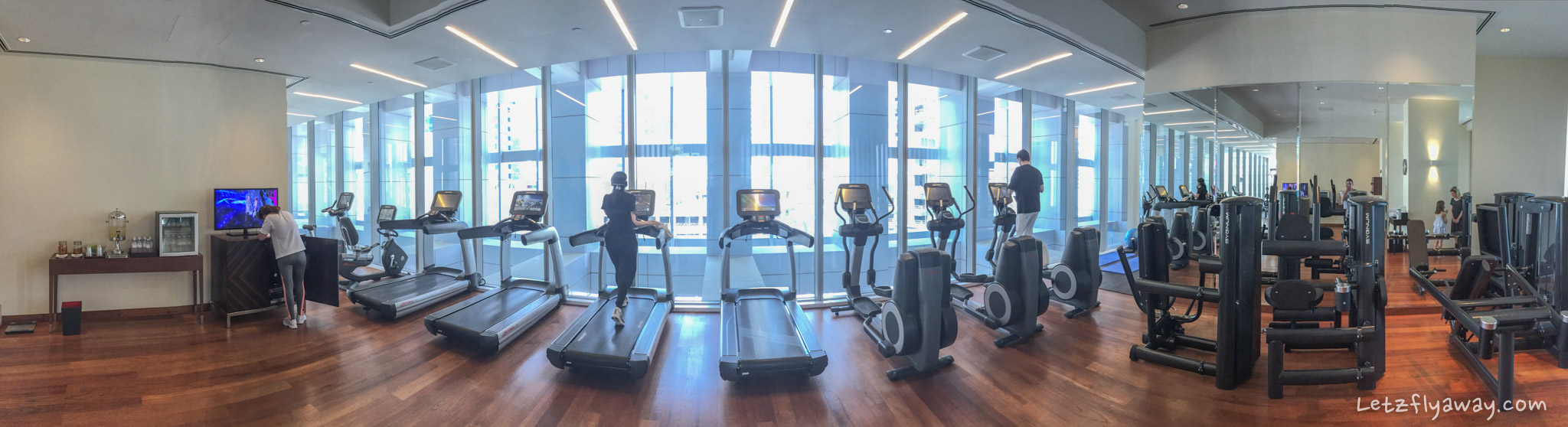 The Oberoi Dubai Fitness