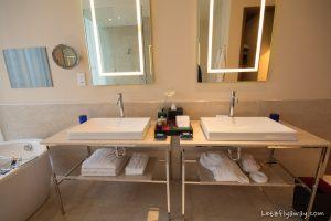 The Oberoi Dubai bathroom
