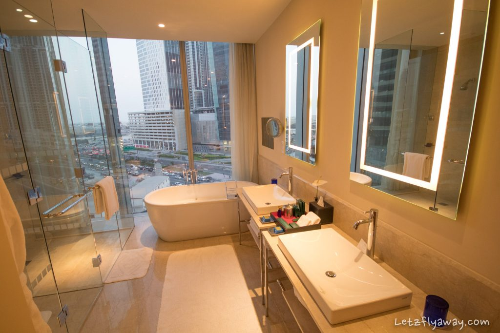 The Oberoi Dubai bathroom