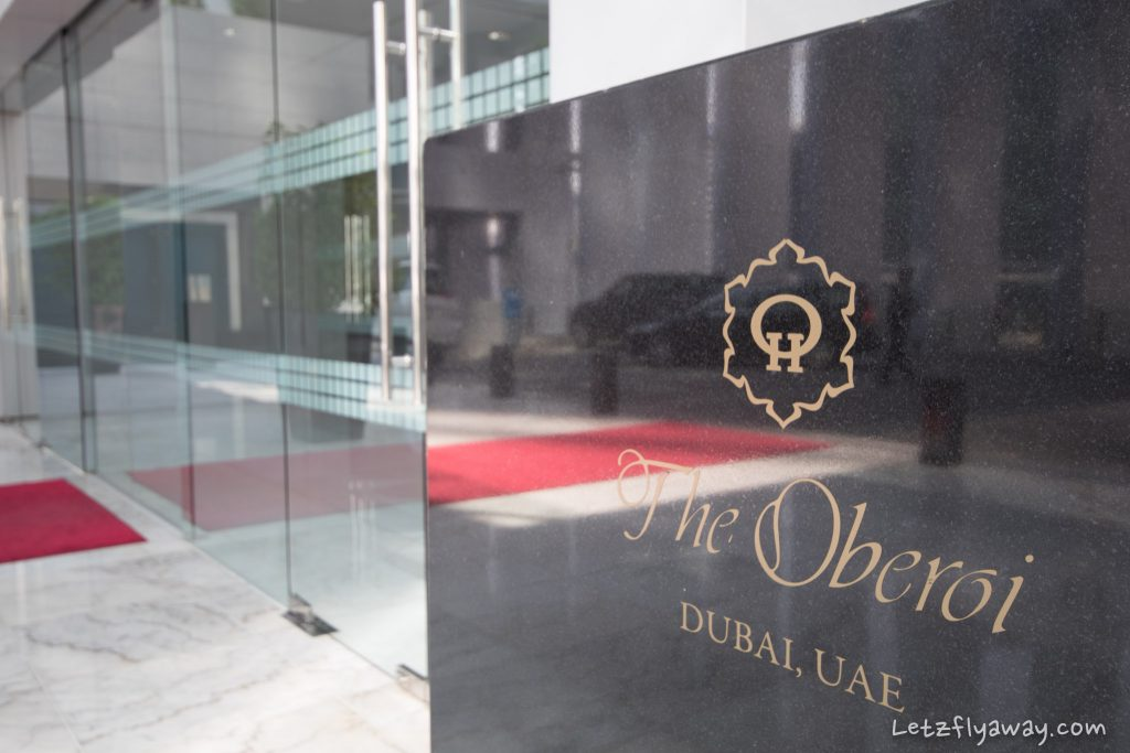 The Oberoi Dubai