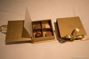 The Oberoi Dubai departure gift