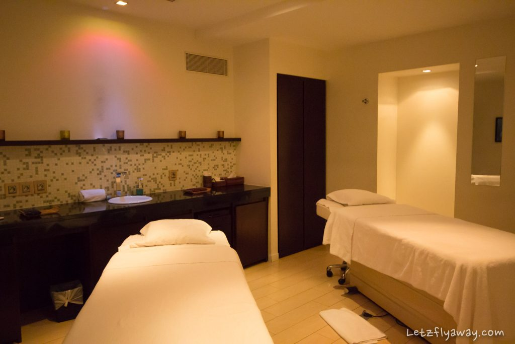 Saint James Albany Paris Hotel spa deep nature
