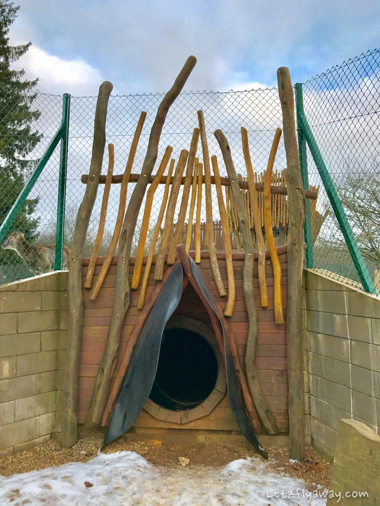 Déierepark Esch Gaalgebierg playground