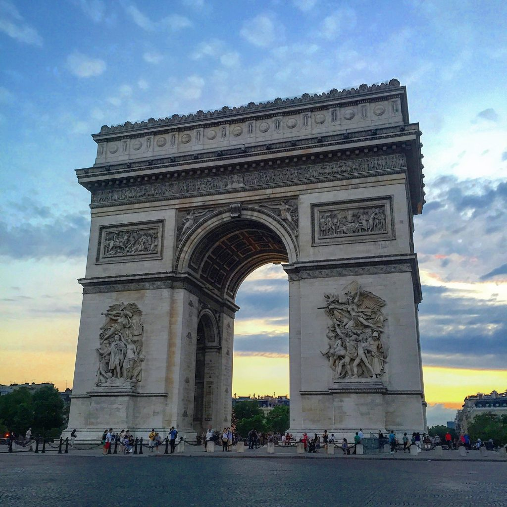 2016 travel recap paris