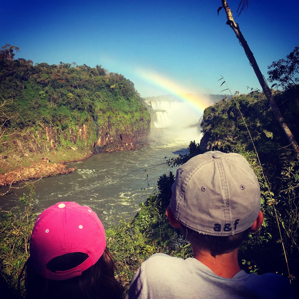 2016 travel recap iguazu falls