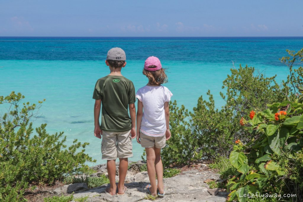 Playa del Carmen with Kids tulum visit