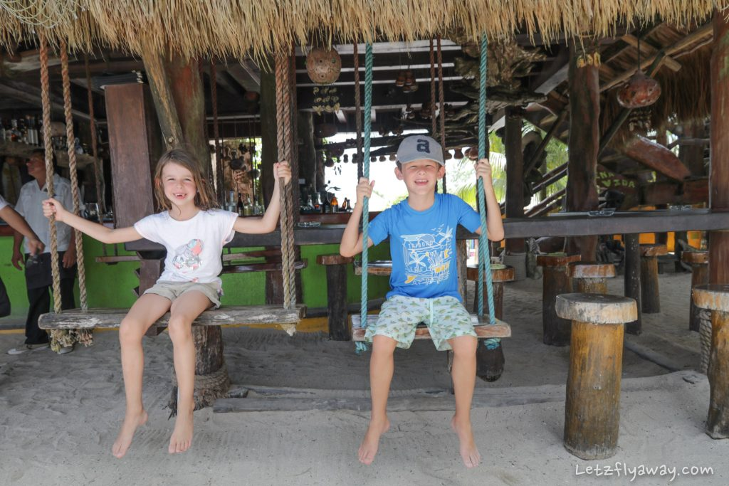 Playa del Carmen with Kids Buena Vida Akumal