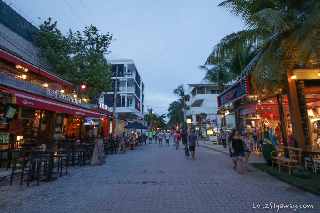 Playa del Carmen with Kids 5th Avenue Shopping and Bars