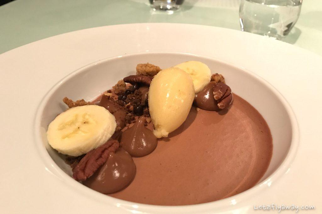 Sofitel Le Grand Ducal dessert