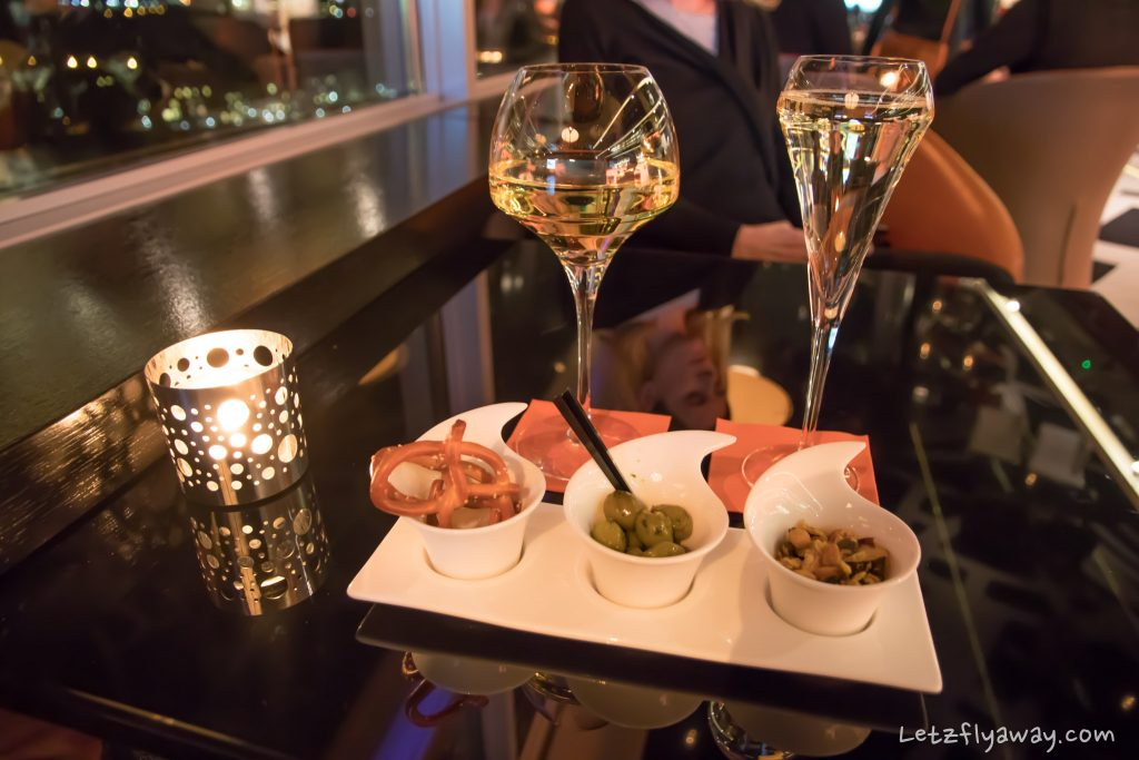 Sofitel Le Grand Ducal bar drinks