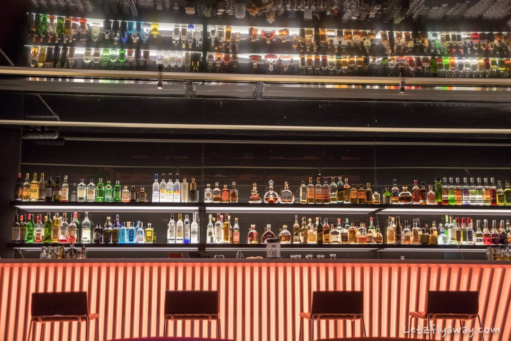 Sofitel Le Grand Ducal bar