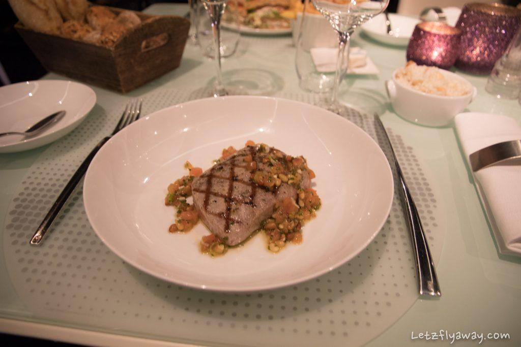 Sofitel Le Grand Ducal tuna