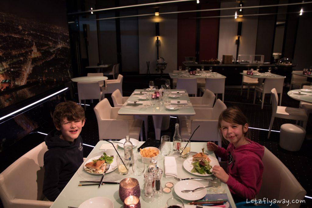 Sofitel Le Grand Ducal restaurant l'etoile