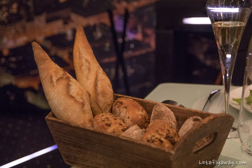 Sofitel Le Grand Ducal bread