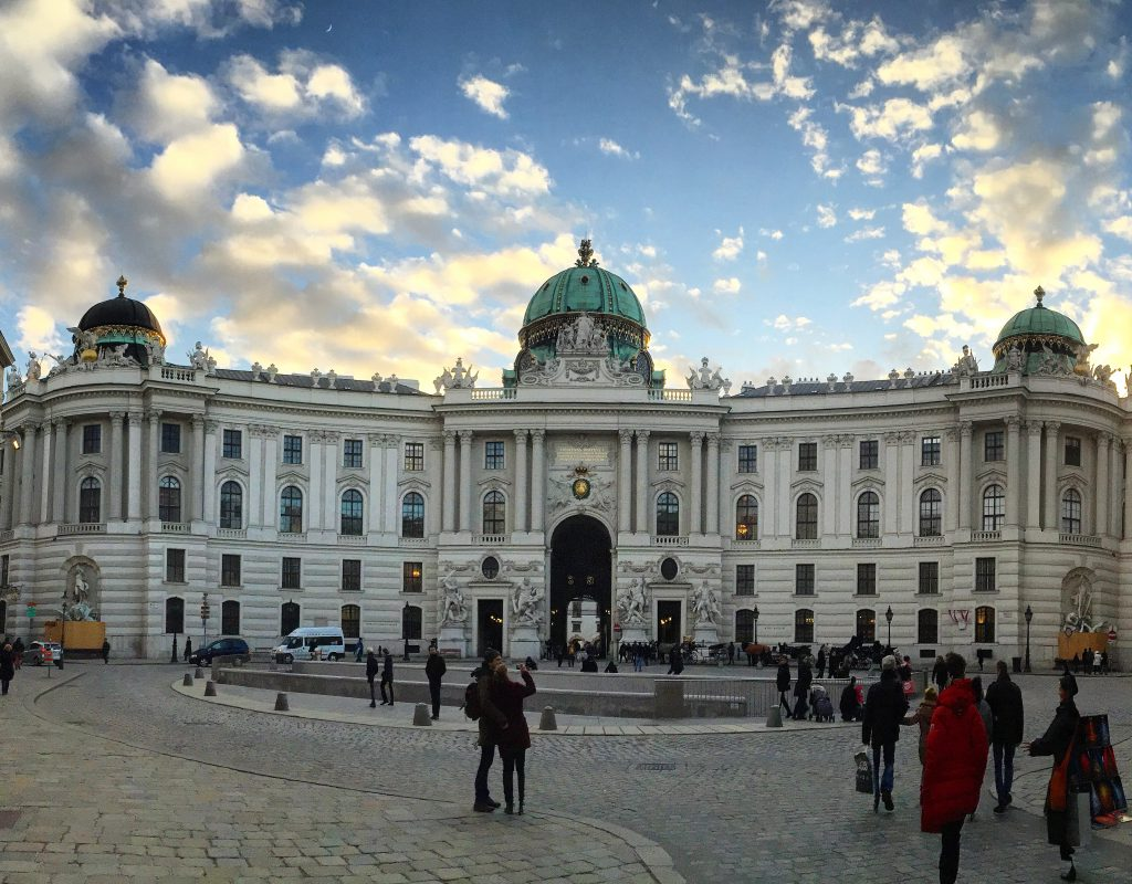 2016 travel recap vienna