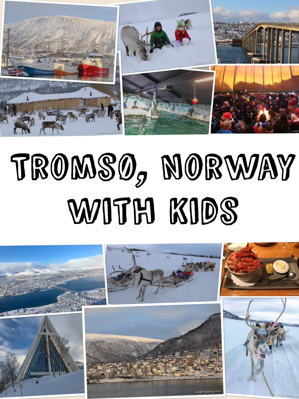 Tromso with kids