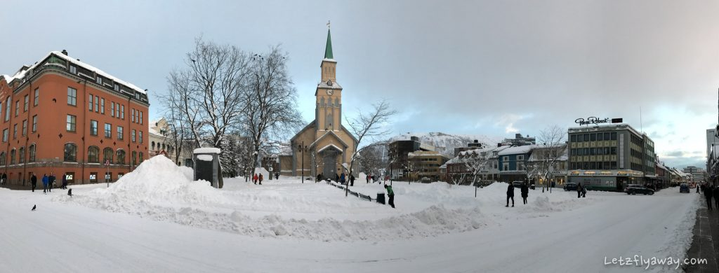 Tromso church
