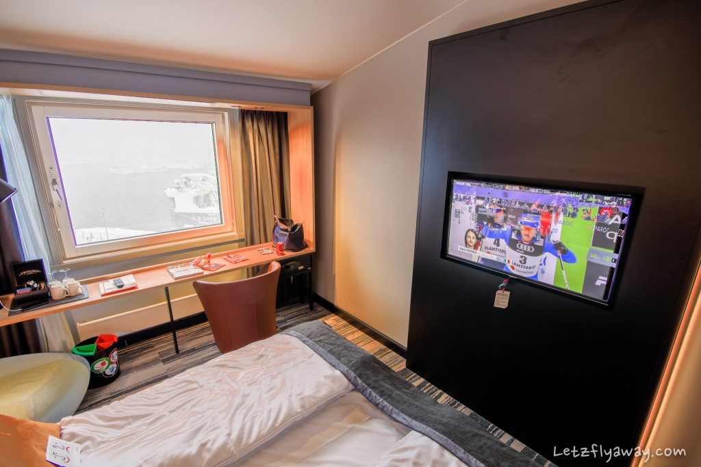Scandic Ishavshotel room