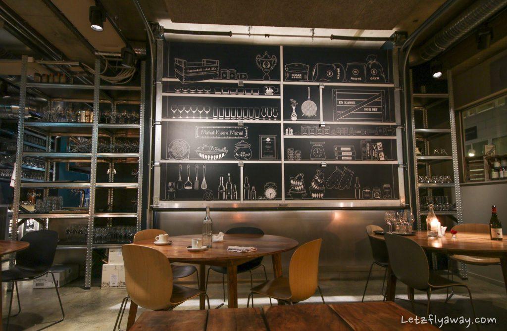 Mathallen Restaurant
