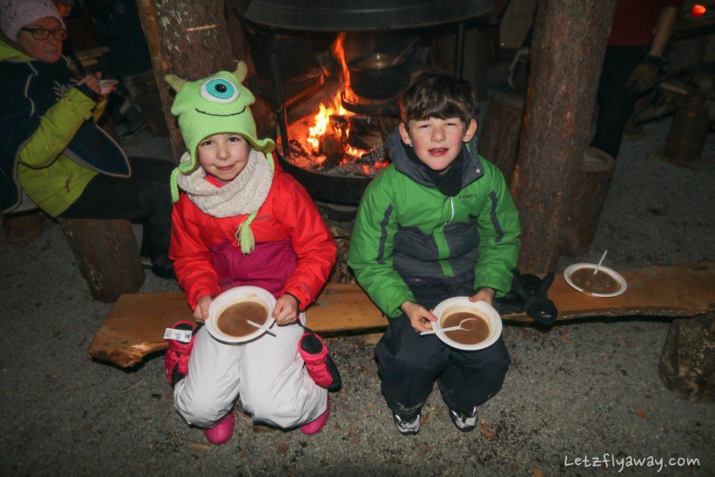 tromso arctic reindeer stew meal