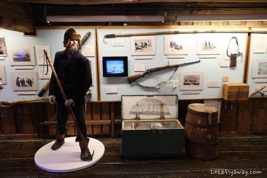 polarmuseet, the polar museum