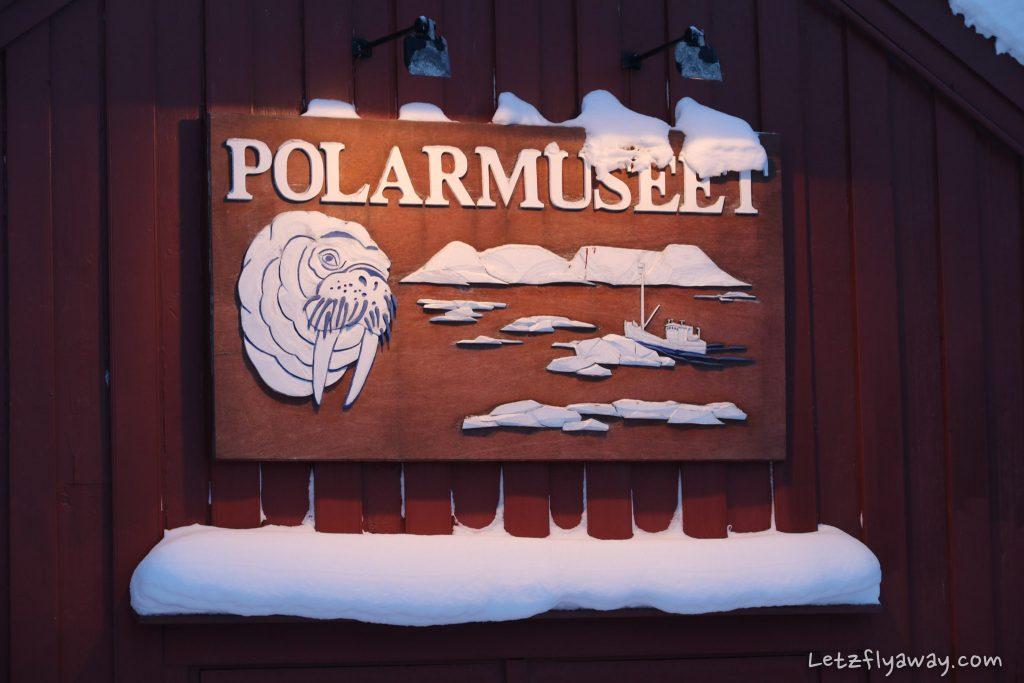 the polar museum