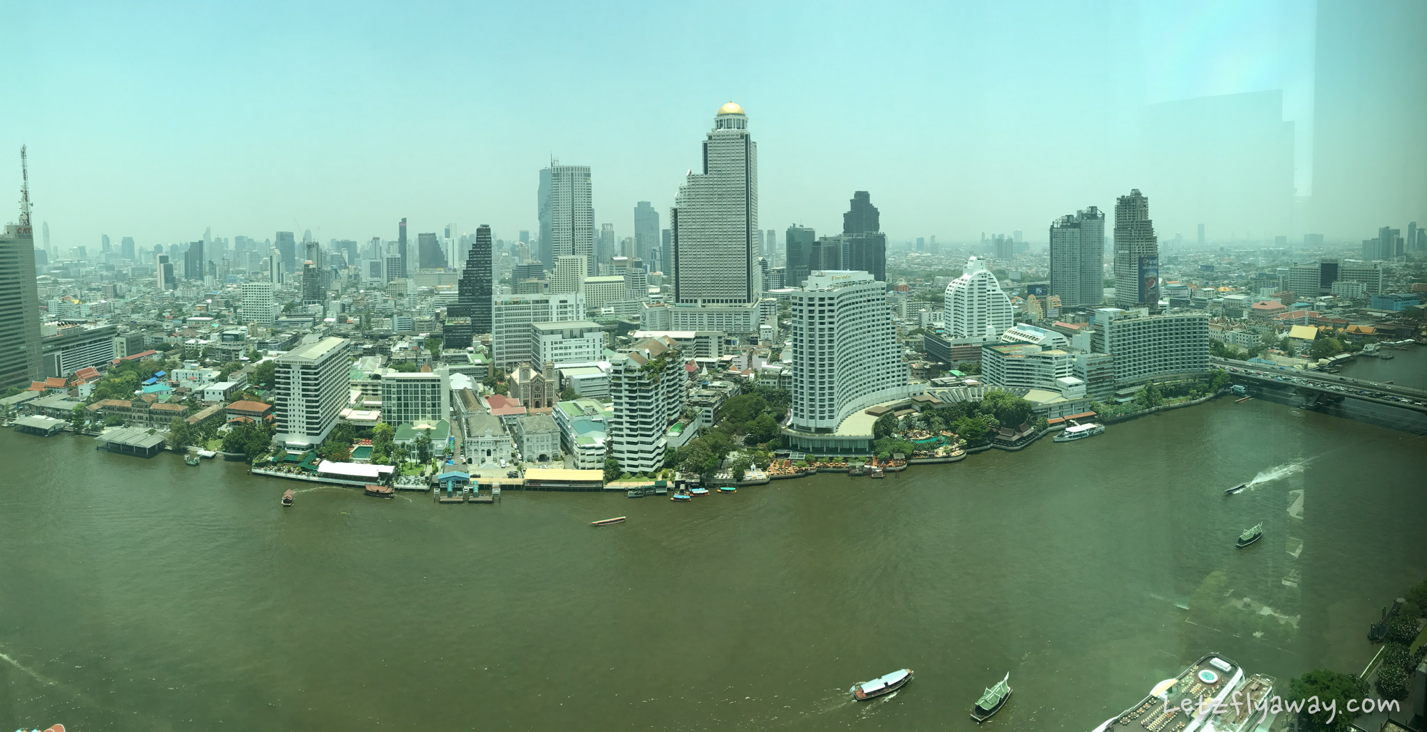 A Way Too Short Stay At The Peninsula Bangkok