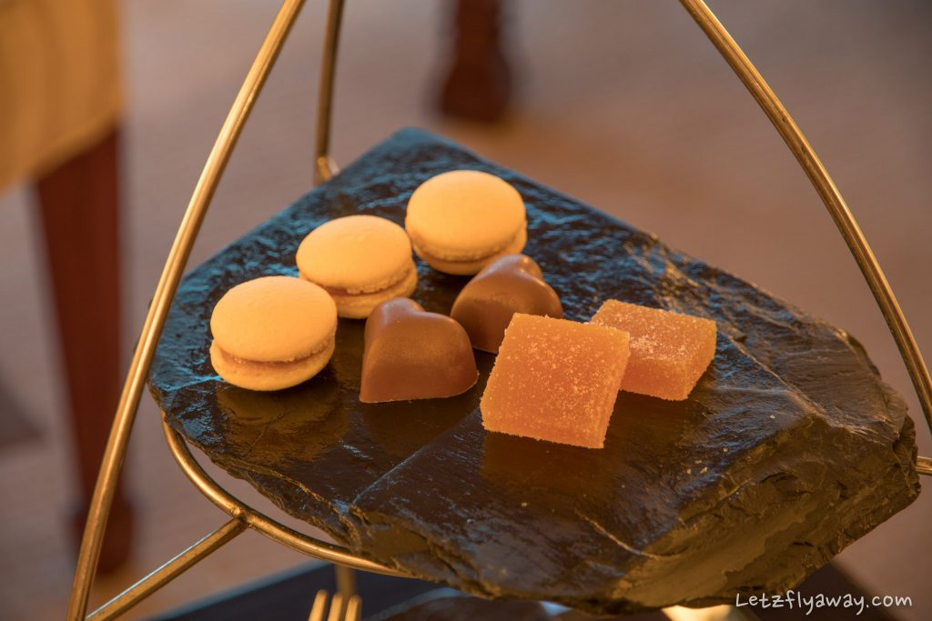 Peninsula Bangkok sweets