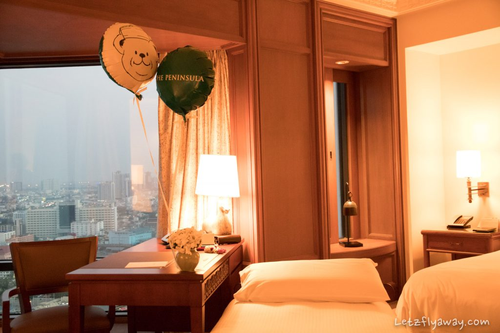 Peninsula Bangkok for children