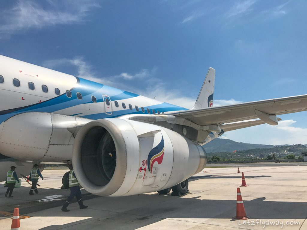 Bangkok Airways Review