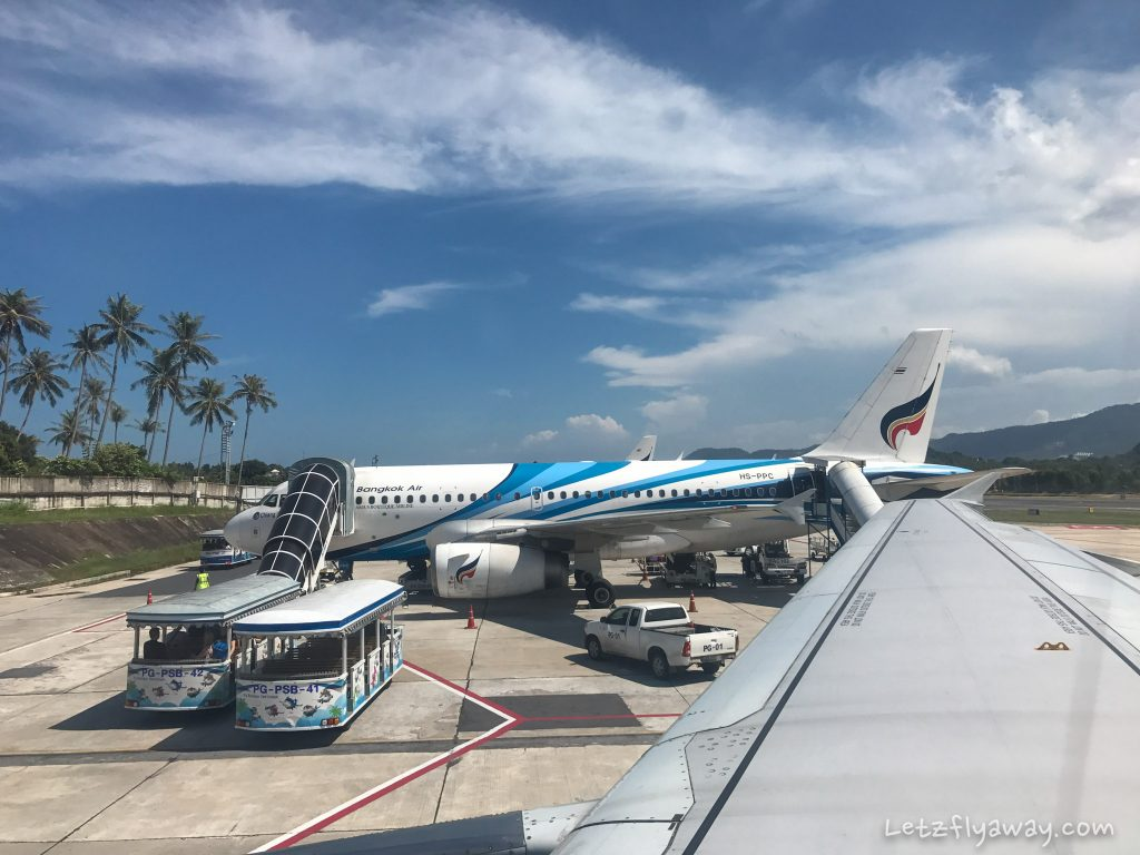 Bangkok Airways Review Airbus A319