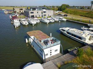 Homeboat Westhoek Marina