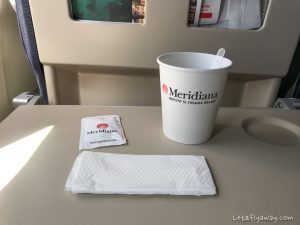 Meridiana Review service