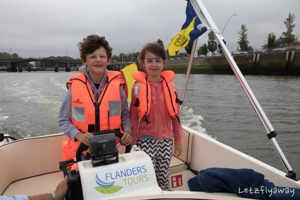 Flanders Tours Boat excursion