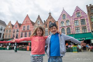 bruges with kids