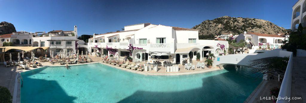Grand Hotel Poltu Quatu adult pool