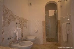 Grand Hotel Poltu Quatu bathroom