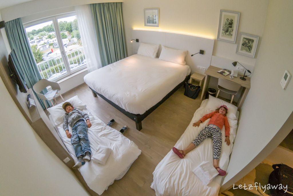 Ibis Styles Nieuwpoort room